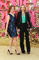 Stella McCartney, Kate Moss, Absolutely Fabulous: The Movie - World Film Premiere,  Leicester Square, London UK, 29 June 2016, Photo by Richard Goldschmidt