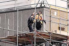 London: Tom Cruise hurts his leg filming a stunt  - 13 Aug 2017