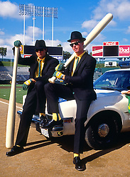 The Bash Brothers: Jose Canseco and Mark McGwire, 1988