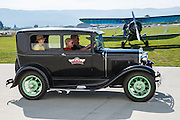 1931 Ford Model A at WAAAM.
