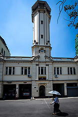 Rangoon Central Fire Station