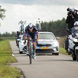 23-08-2020: Wielrennen: NK elite: Drijber<br />Mathieu van der Poel pakt de titel op de VAMberg