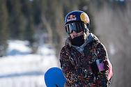 Enni Rukajarvi during Women's Snowboard Slopestyle Practice during 2015 X Games Aspen at Buttermilk Mountain in Aspen, CO. ©Brett Wilhelm/ESPN