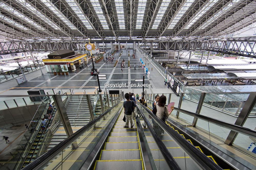 JR Osaka station, Osaka
