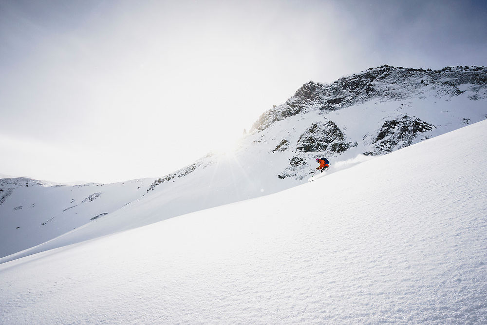 Stacy Bare finds a little slice of heaven in the San Juan Mountains, Colorado.