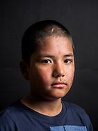 Milad, age 10, Afghanistan.
