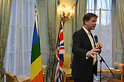 © Licensed to London News Pictures. 11/09/2012. London, UK Nick Clegg makes a speech at a reception to celebrate the Governments Consultation on Gay Marriage. Today, 11 September 2012. Photo credit : Stephen Simpson/LNP