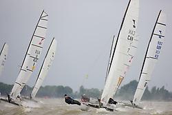 08_004106 © Sander van der Borch. Medemblik - The Netherlands,  May 25th 2008 . Final day of the Delta Lloyd Regatta 2008.