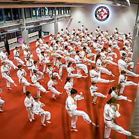 23.11.2019; Wohlen; Kampfsport - Karate-Club Wohlen;<br /> Der Karate Club eroeffnet sein neues Dojo.<br /> © Foto: Andy Mueller