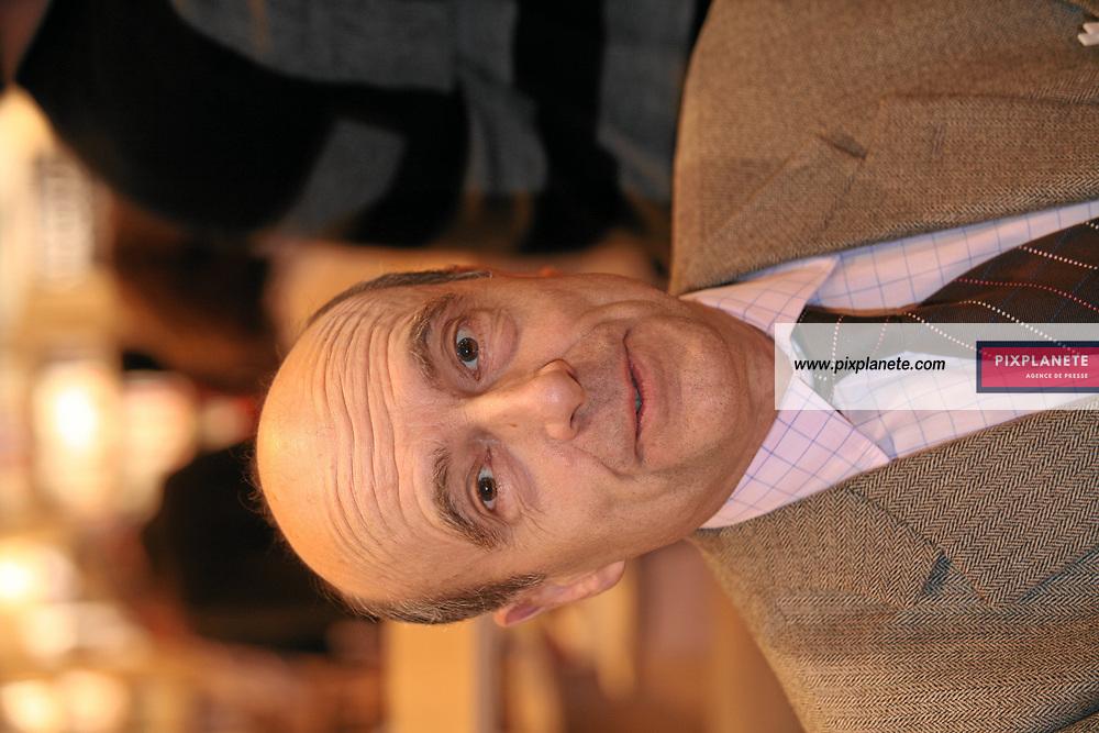Alain Juppé - Salon du livre de Paris - 27/03/2007 - JSB / PixPlanete