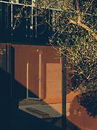 Detail of the ShubinDonaldson's newly-completed mixed-use Anacapa Studios, in Santa Barbara, California.