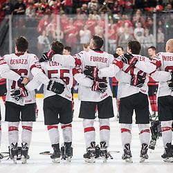 20170513: FRA, Ice Hockey - IIHF World Championship 2017, Canada vs Switzerland