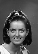 16/10/1967<br /> 10/16/1967<br /> 16 October 1967<br /> <br /> Photo of Miss Mary Brennan with her Trophy