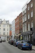 Blandford Street, London W1, near Marylebone High Street