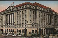 Zagreb : Hotel Esplanade. <br /> <br /> ImpresumS. l. : S. n., [1934].<br /> Materijalni opis1 razglednica : tisak ; 8,8 x 13,8 cm.<br /> Vrstavizualna građa • razglednice<br /> ZbirkaZbirka razglednica • Grafička zbirka NSK<br /> Formatimage/jpeg<br /> PredmetZagreb –– Trg Ante Starčevića<br /> Hotel Esplanade (Zagreb)<br /> SignaturaRZG-STAR-3<br /> Obuhvat(vremenski)20. stoljeće<br /> NapomenaRazglednica nije putovala.<br /> PravaJavno dobro<br /> Identifikatori000953269<br /> NBN.HRNBN: urn:nbn:hr:238:472959 <br /> <br /> Izvor: Digitalne zbirke Nacionalne i sveučilišne knjižnice u Zagrebu