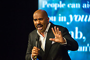 All photos: Mike White. - Steve Harvey's UP Special & Tour: 'Act Like a Success, Think Like a Success'  TV personality, comedian, radio show host and author Steve Harvey comes to primetime on UPtv in an exclusive one-man show, A Special Night with Steve Harvey: Act Like a Success, Think Like a Success.
