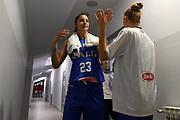 Sabrina Cinili<br /> Croazia Croatia - Italia Italy<br /> 2019 FIBA Women Eurobasket Qualifiers<br /> FIP 2018<br /> Slavonski Brod, 17/11/2018<br /> Foto M.Ceretti / Ciamillo-Castoria