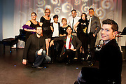Jason Crighton of the Delta Foundation at a performance by the Renaissance City Choir Ensemble.