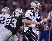 NFL-New England Patriots at Oakland Raiders-Nov 17, 2002