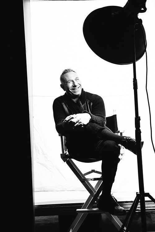 12 November 2013- Dave Wingert is photographed at Omaha Publications for Omaha Magazine.