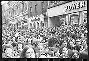 George Best opens Penney's Foodhall.18/08/1970