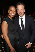 NEW YORK, NEW YORK-JUNE 4: (L-R) Rhea Combs, Curator, National Smithsonian African American Museum of History & Culture and Mark Lubell, Executive Director, International Center of Photography attend the 2019 Gordon Parks Foundation Awards Dinner and Auction Inside celebrating the Arts & Social Justice held at Cipriani 42nd Street on June 4, 2019 in New York City. (Photo by Terrence Jennings/terrencejennings.com)