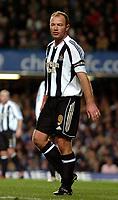 Photo: Ed Godden.<br /> Chelsea v Newcastle United. The FA Cup. 22/03/2006.<br /> Newcastle's Alan Shearer.