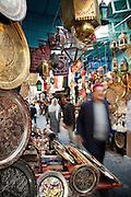 Souq in Tunis