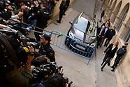 020814 Princess Cristina arrive at a court in Palma de Mallorca