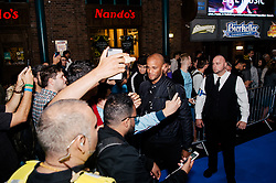 Vincent Kompany attends the World Premiere of Prime Video series. All or Nothing: Manchester City, at The Printworks in Manchester ahead of its release on Friday.