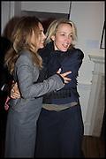 JEANNE MARINE; BAY GARNETT, Chris Stein / Negative: Me, Blondie, and The Advent of Chris Stein / Negative: Me, Blondie, and The Advent of Punk - private view, Somerset House, the Strand. London. 5 November 2014.