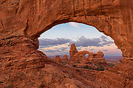 Arches National Park, Turret Arch, Moab, Utah
