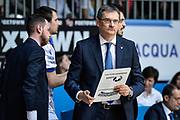 DESCRIZIONE : Cantu Lega A 2015-16 <br /> GIOCATORE : <br /> CATEGORIA : Allenatore Coach<br /> SQUADRA : Acqua Vitasnella Cantu'<br /> EVENTO : Campionato Lega A 2015-2016<br /> GARA : Acqua Vitasnella Cantu' - Obiettivo Lavoro Virtus Bologna<br /> DATA : 17/04/2016<br /> SPORT : Pallacanestro<br /> AUTORE : Agenzia Ciamillo-Castoria/M.Ozbot<br /> Galleria : Lega Basket A 2015-2016 <br /> Fotonotizia: Cantu Lega A 2015-16
