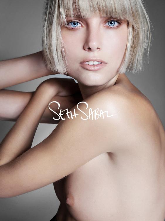 Eugenia Kuzmina - Seth Sabal Studio Photoshoot
