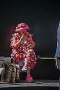 ALEXANDRA HOLOWNIA, Venice Biennale, Venice. 6 May 2015