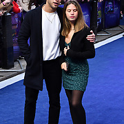 Eyal Booker Arrivers at UK Premiere of Onward at Curzon Street, Mayfair, on 23th February 2020, London, UK.