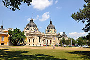 Eastern Europe, Hungary, Budapest, Szechenyi Medicinal Bath