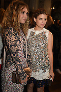 JUNO TEMPLE; KATE MARA;  Dior presentation of the Cruise 2017 collection. Blenheim Palace, Woodstock. 31 May 2016