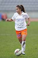Sakina Karchaoui  - 20.12.2014 - PSG / Montpellier - 14eme journee de D1<br /> Photo : Andre Ferreira / Icon Sport