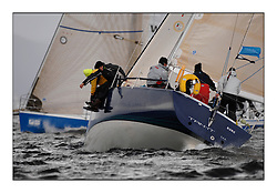 Brewin Dolphin Scottish Series 2010, Tarbert Loch Fyne - Yachting..Day one stated late but resulted in good conditions on Loch Fyne..GBR731T ,Tanit ,Richard & Paul Harris ,CCC ,Sydney 36...