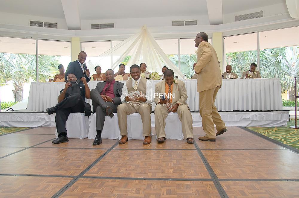 Vonneta and David Wedding at the Grand Lucayan Hotel Freeport Grand Bahama
