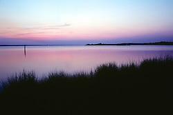 Dusk on the Chesapeake