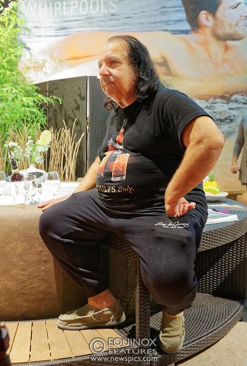 Berlin, Germany - 18 October 2012<br /> Porn star Ron Jeremy promoting his 'Ron Jeremy' brand of rum at the Venus Berlin 2012 adult industry exhibition in Berlin, Germany. Ron Jeremy, born Ronald Jeremy Hyatt, has been an American pornographic actor since 1979. He faces sexual assault allegations which he strenuously denies. There is no suggestion that any of the people in these pictures have made any such allegations.<br /> www.newspics.com/#!/contact<br /> (photo by: EQUINOXFEATURES.COM)<br /> Picture Data:<br /> Photographer: Equinox Features<br /> Copyright: ©2012 Equinox Licensing Ltd. +448700 780000<br /> Contact: Equinox Features<br /> Date Taken: 20121018<br /> Time Taken: 12045929