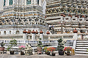 Wat Arun, Temple of the Dawn, Bangkok, Thailand