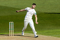 Ben Coad of Yorkshire bowls - Mandatory by-line: Robbie Stephenson/JMP - 05/04/2019 - CRICKET - Trent Bridge - Nottingham, England - Nottinghamshire v Yorkshire - Specsavers County Championship Division One
