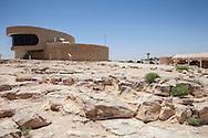 Israele,Visitors center Maktesh Ramon
