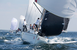 Sailing - SCOTLAND  - 25th-28th May 2018<br /> <br /> The Scottish Series 2018, organised by the  Clyde Cruising Club, <br /> <br /> First days racing on Loch Fyne.<br /> <br /> GBR3627L, Animal, Kevin Aitken, CCC/RNCYC, First 36.7<br /> <br /> Credit : Marc Turner<br /> <br /> <br /> Event is supported by Helly Hansen, Luddon, Silvers Marine, Tunnocks, Hempel and Argyll & Bute Council along with Bowmore, The Botanist and The Botanist