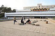Israel, Haifa University, Eddie Kornhauser Law Faculty Building