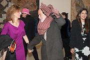MARYAM SACHS; FRANCESCO CLEMENTE; NOOR FARES, Mandala for Crusoe, Exhibition of work by Francesco Clemente. Blain/Southern. Hanover Sq. London. 29 November 2012