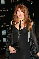 Charlotte Tilbury, Alexander McQueen: Savage Beauty Fashion Gala, Victoria & Albert Museum, London UK, 12 March 2015, Photo by Richard Goldschmidt